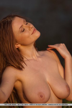 Marcie escorts in Shrewsbury